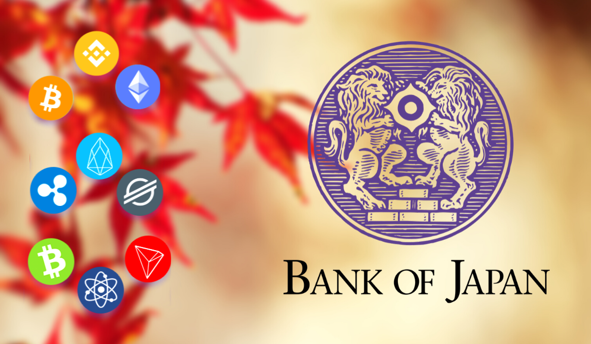 Bank Of Japan Governor Groups Crypto Assets With Other Financial Measures For Financial Stability