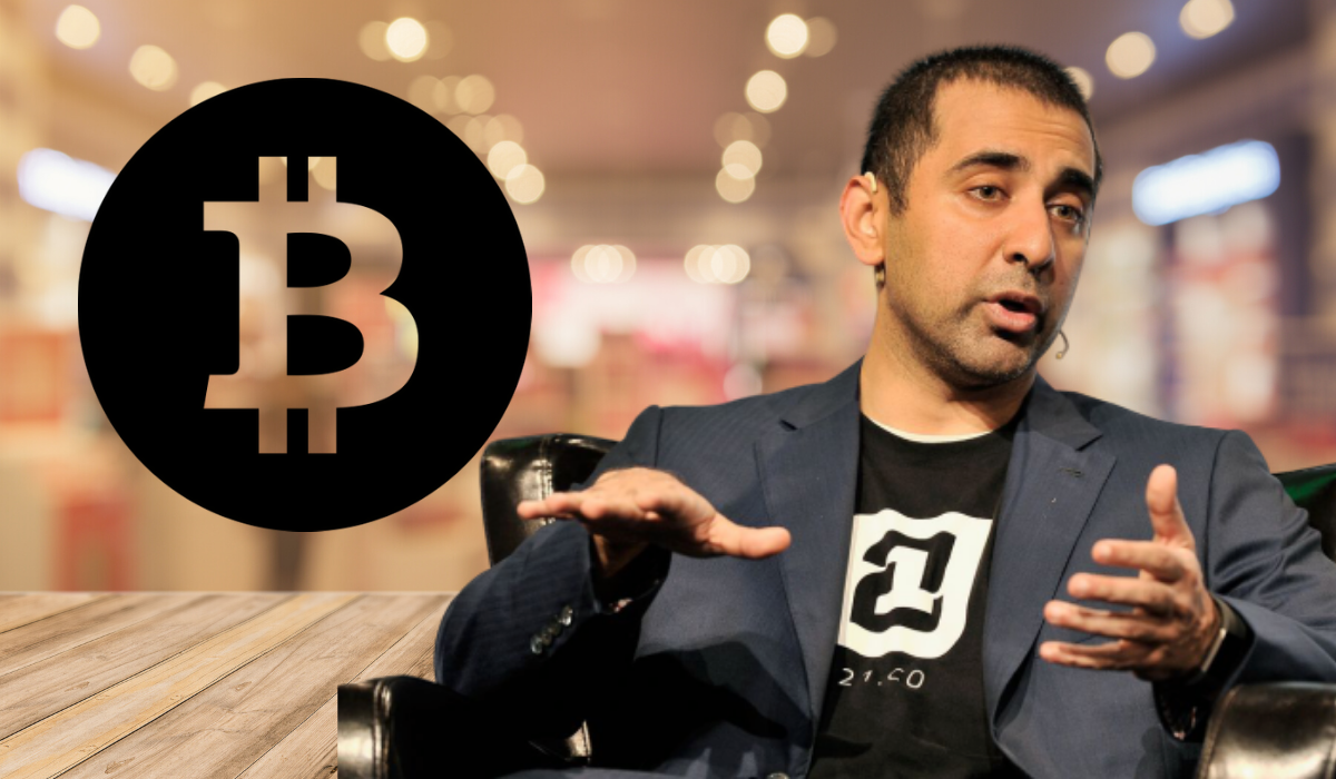 "Coinbase Former Srinivasan Said Bitcoin Is A Symbol Of ""Consciousness"""