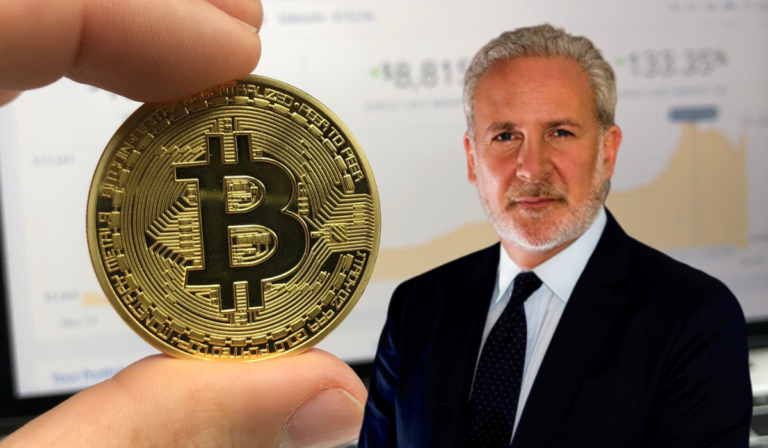 Goldbug Peter Schiff, Still Pessimistic About Bitcoin's Growth