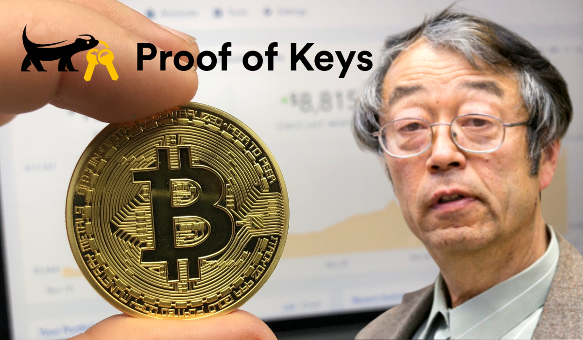 The Fete Of Proof Of Keys