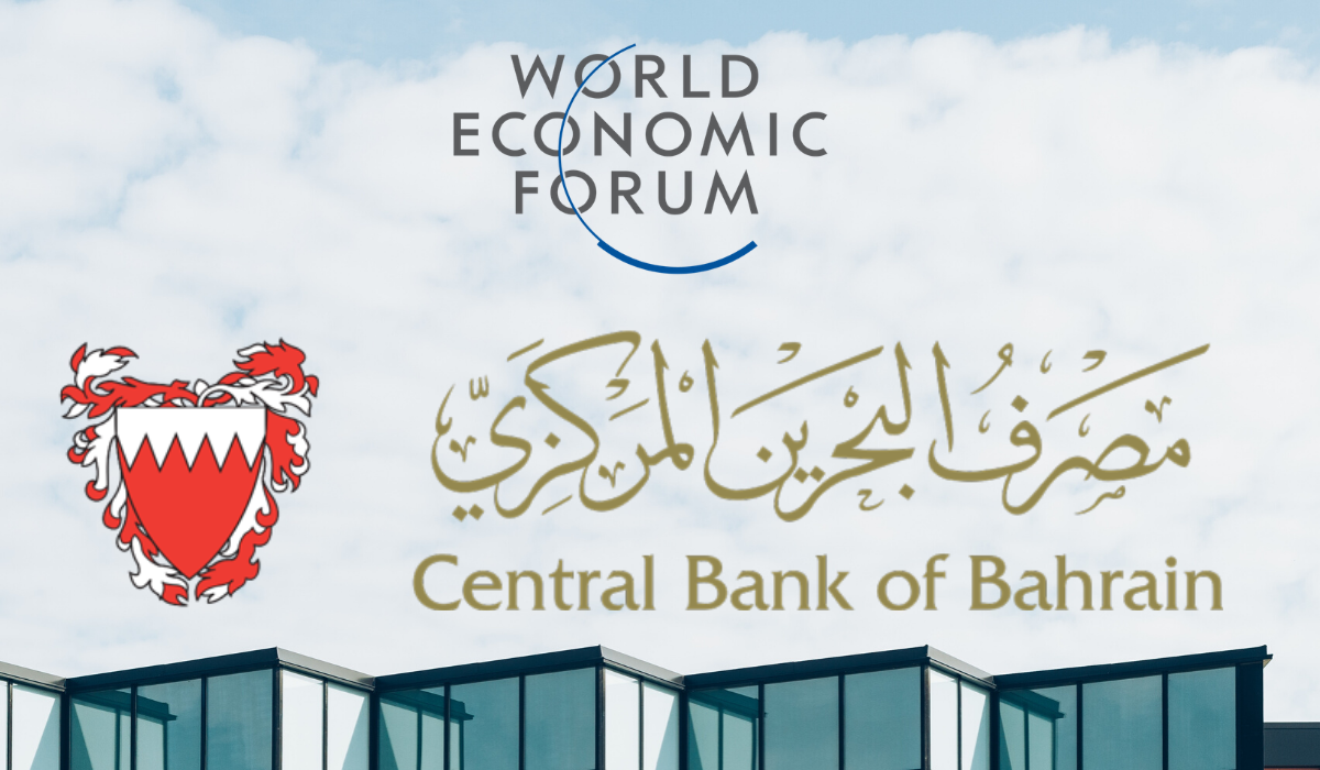 central bank of bahrain world economic forum