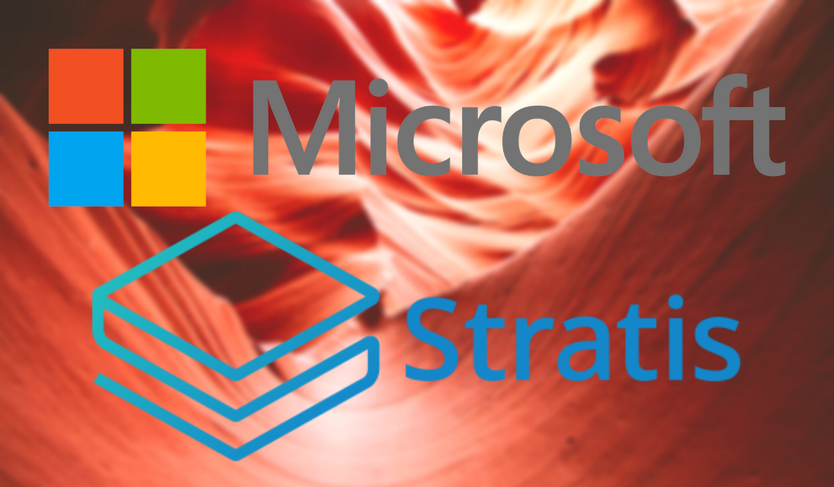 "Microsoft Blockchain Platform ""Stratis"" Arrived Into a Partnership With Triad Group"