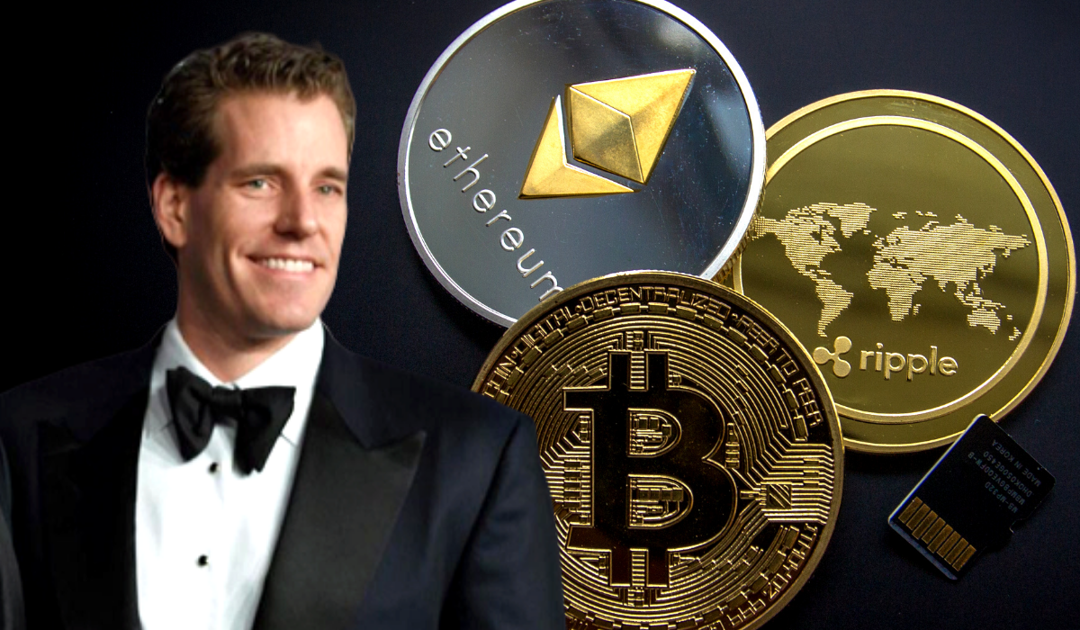 Cryptocurrency Isn't Just a Currency, It's Much More!  - Tyler Winklevoss