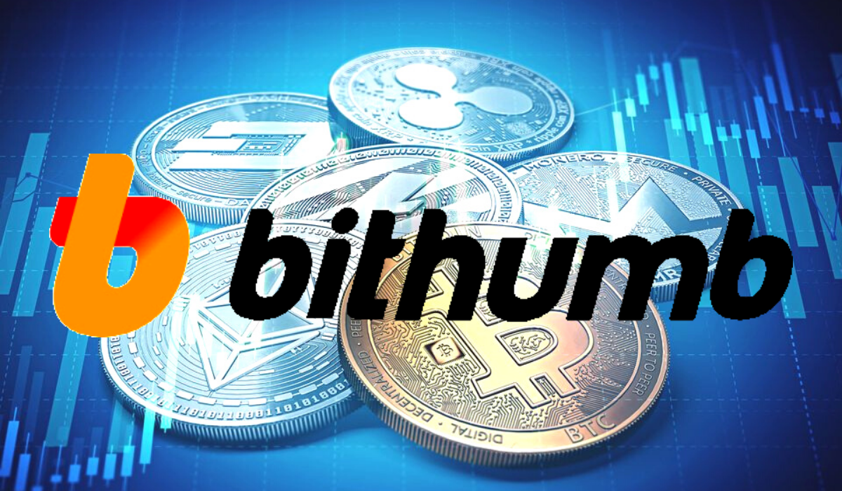Bithumb cryptocurrency exchange