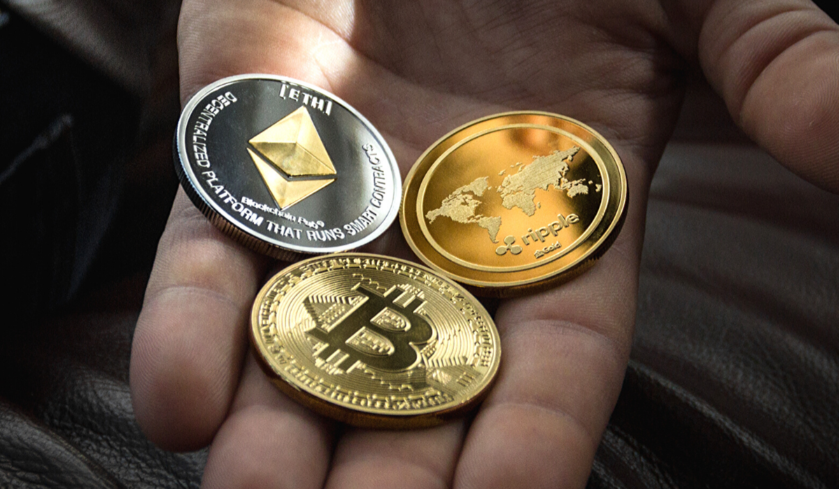 Ethereum and ripple