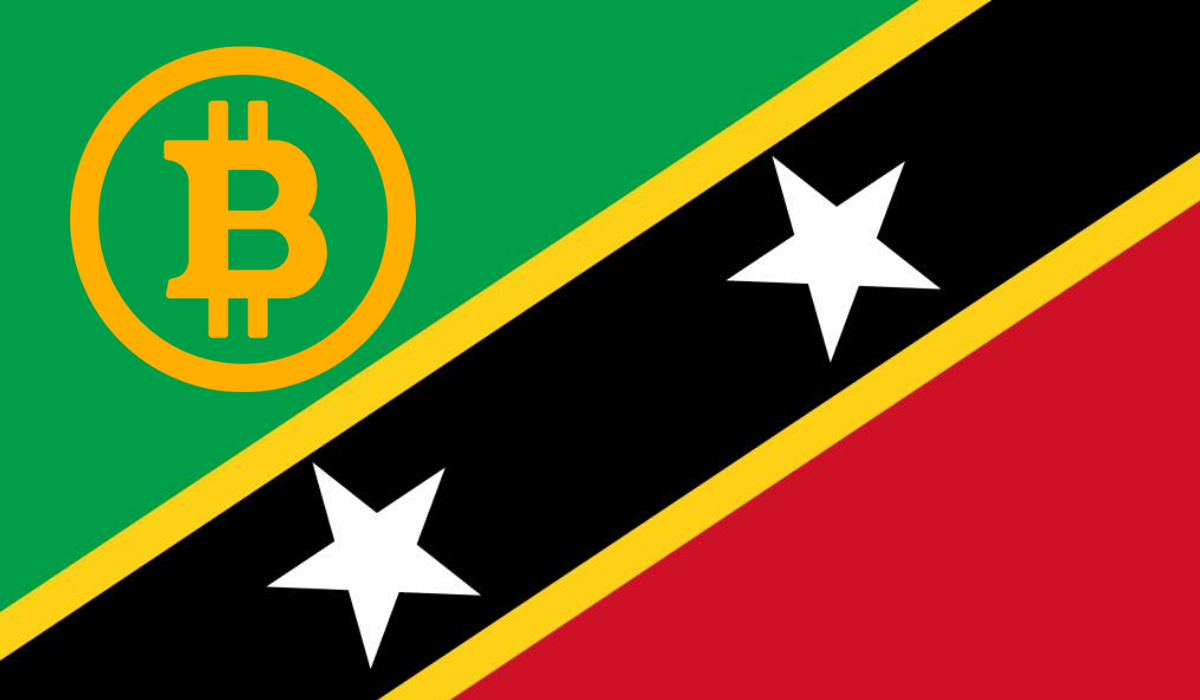 Saint Kitts and Nevis bitcoin