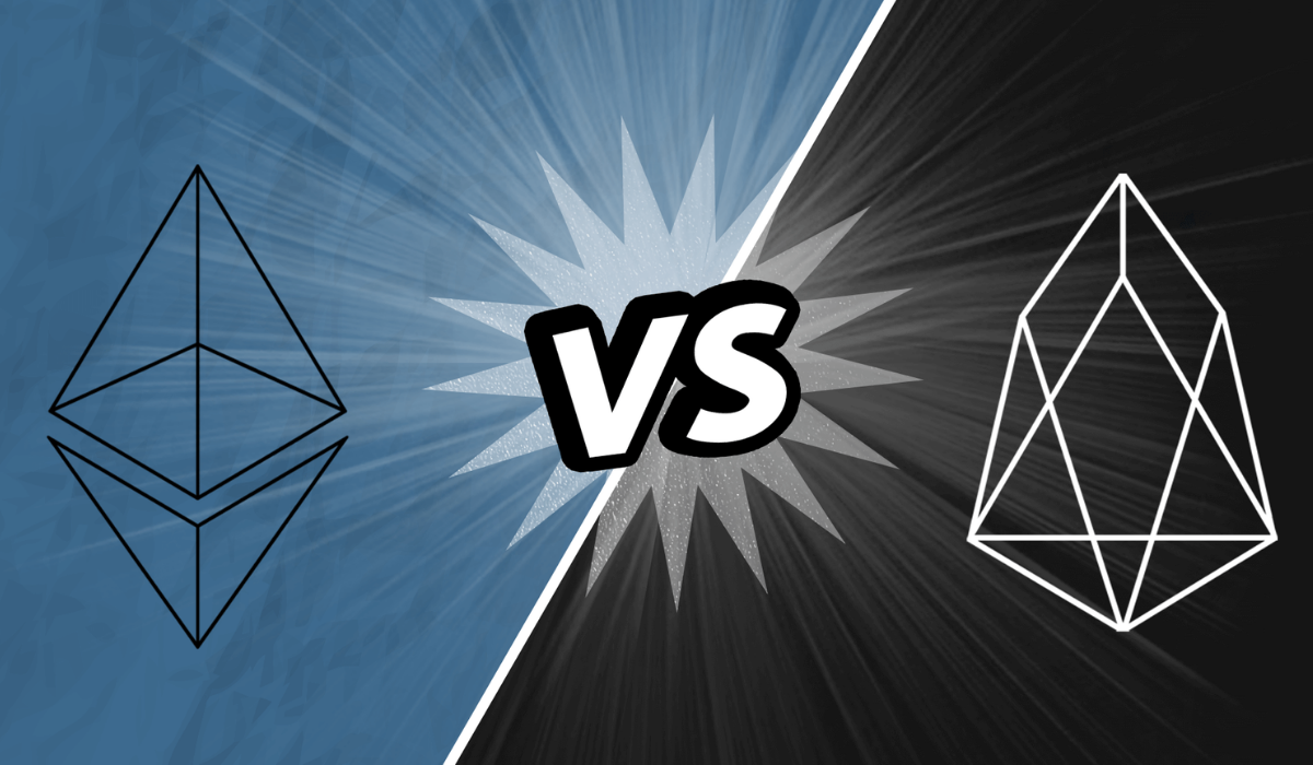 Ethereum vs EOS: Insight Of The Two Largest DApp Platforms