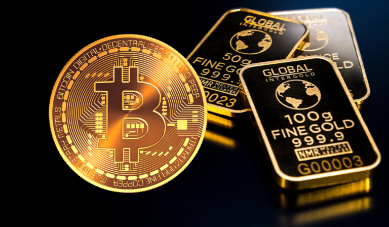 Gold Price Reaches All Time High, Bitcoin Expected To Rally Soon