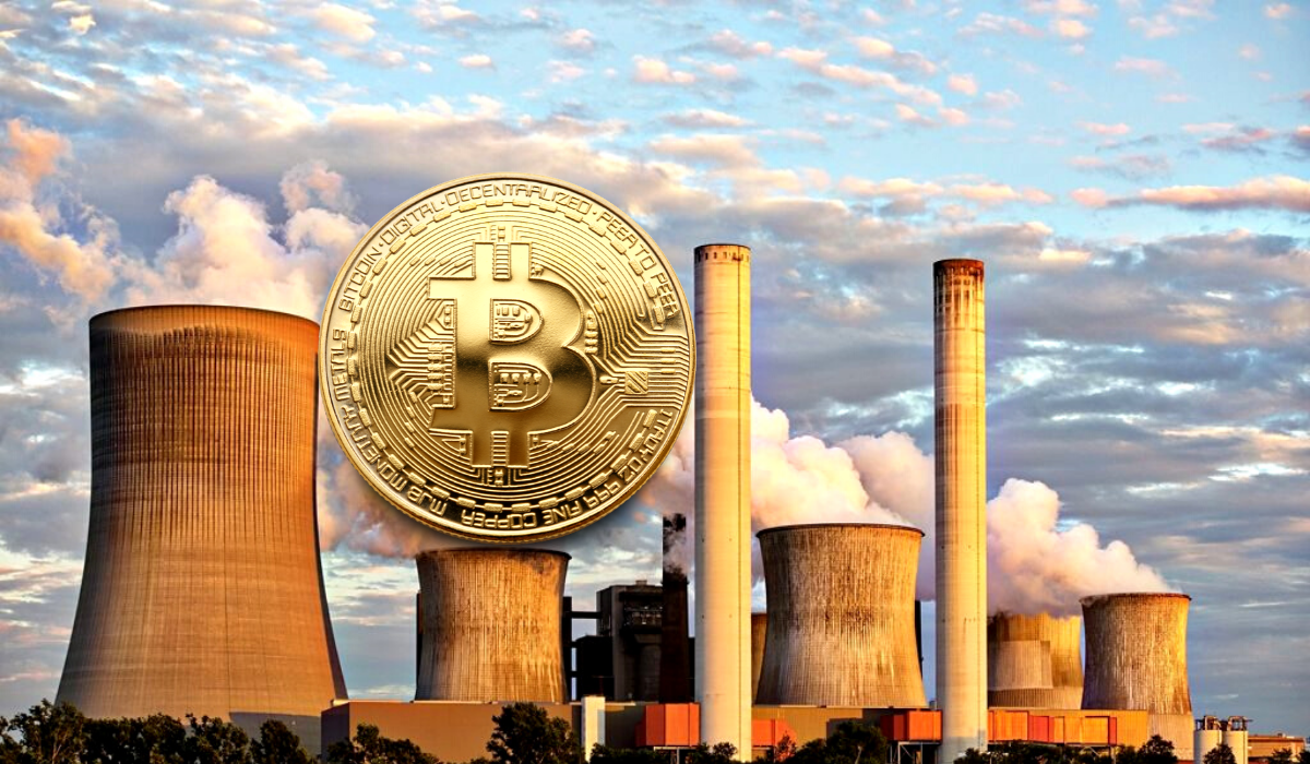 A Gas Power Station In The United States Is Earning An Amazing 5.5 BTC Per Day