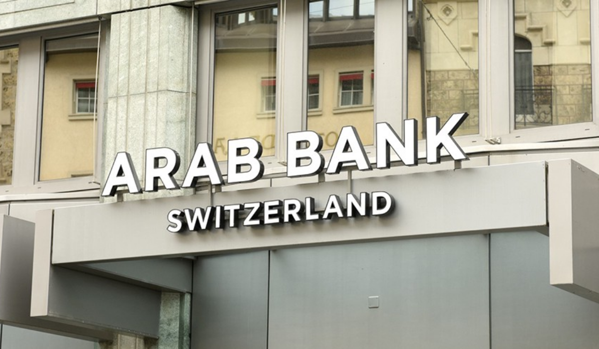The Arab Bank Switzerland To launch A full Suit Digital Asset Services For XRP