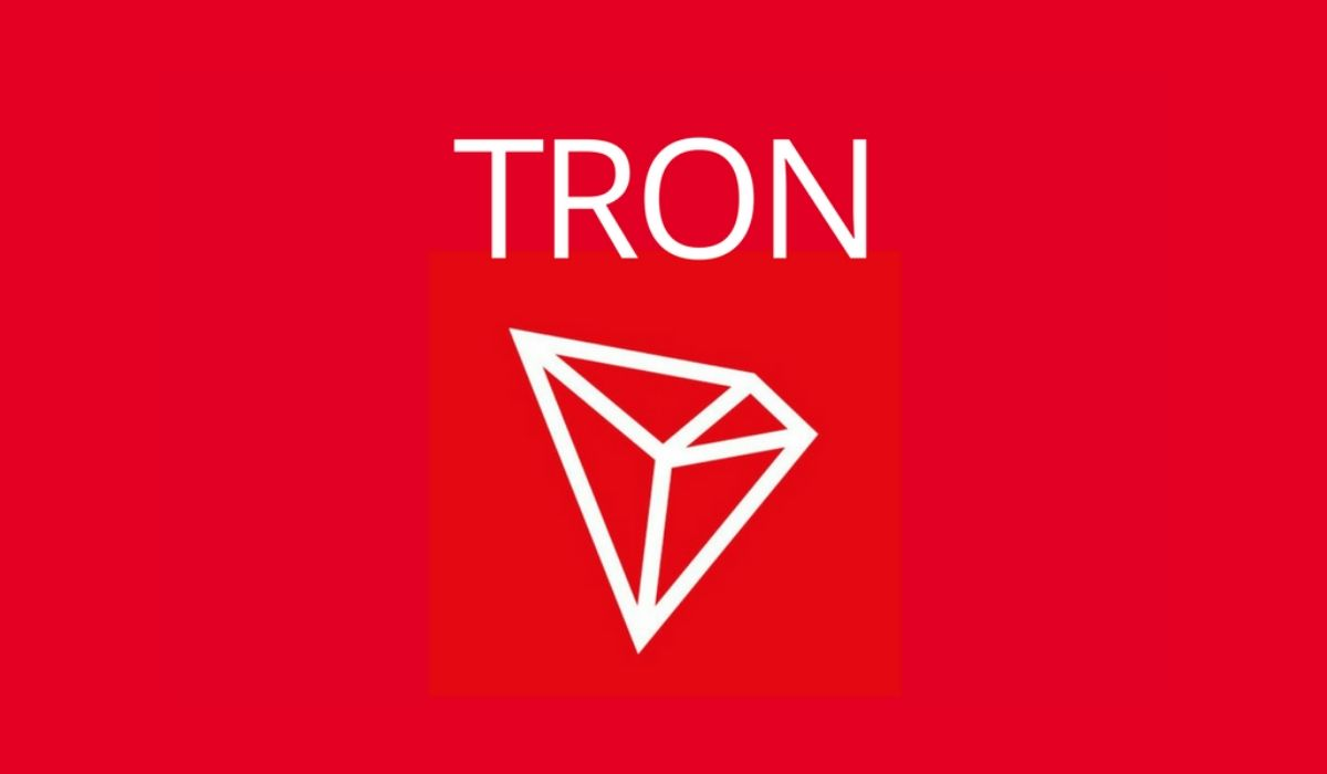 Tron is future of cryptocurency Twitter Emoji