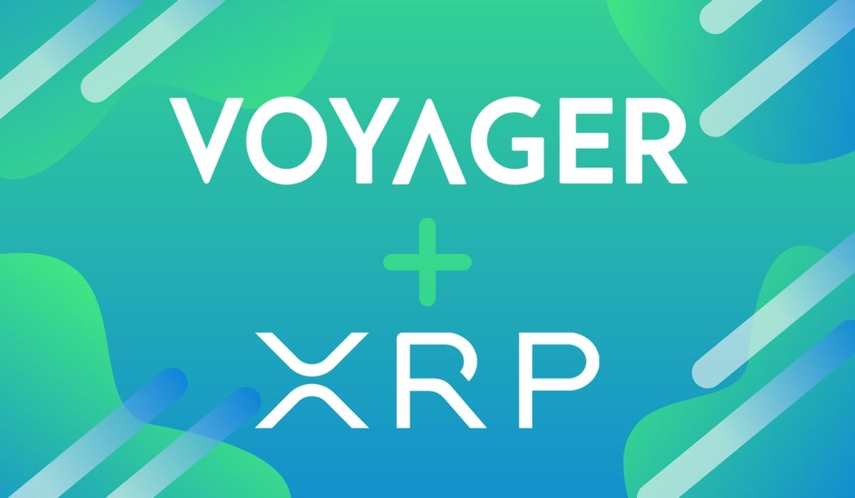 XRP Added on Voyager interest program