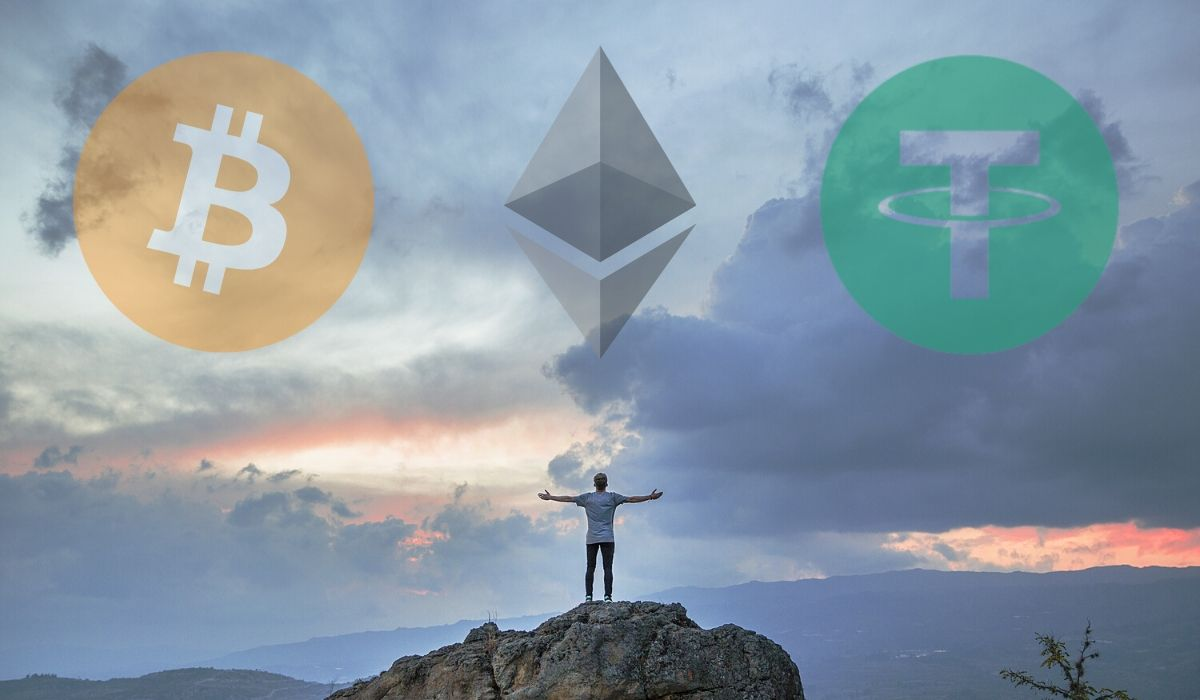 Bitcoin , Tether, and Ethereum are the three top cryptocurrencies for 2020 WBTC