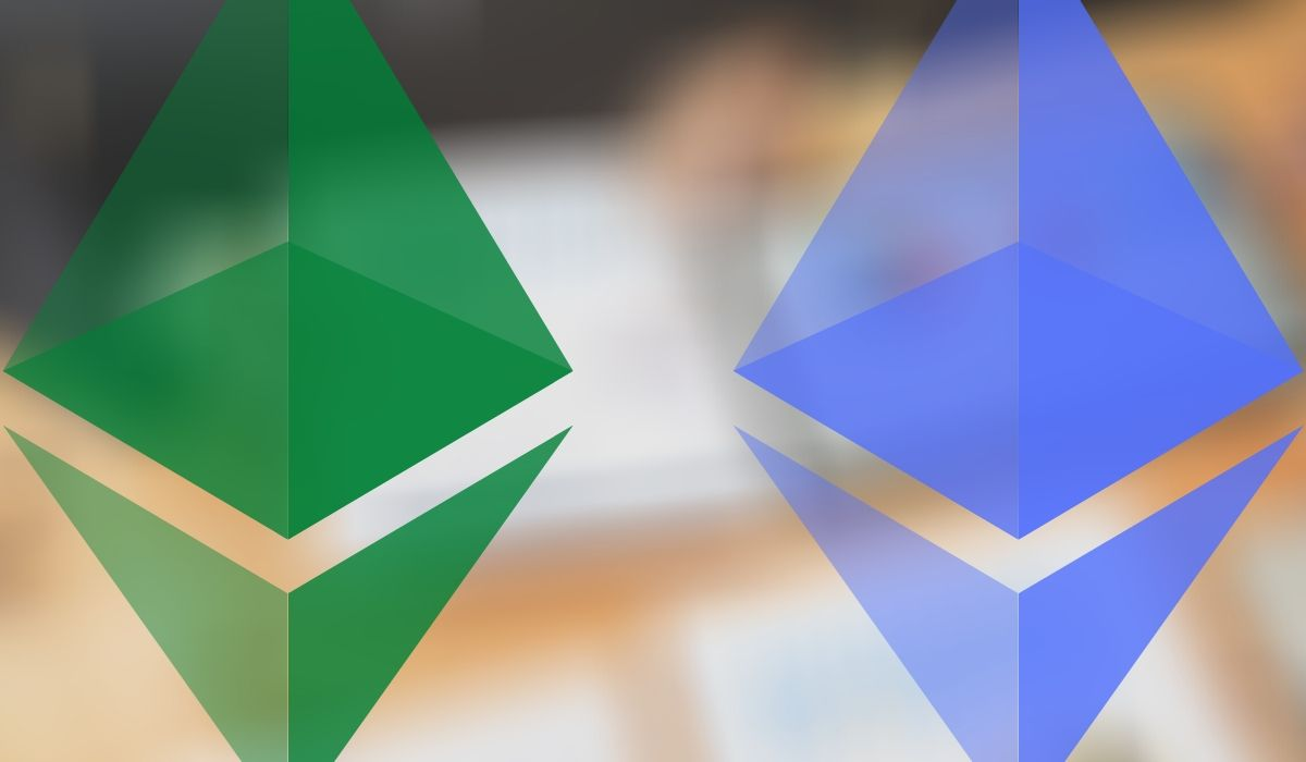 Ethereum Classic and Ethereum Showing Relativity In Price Movement Patterns