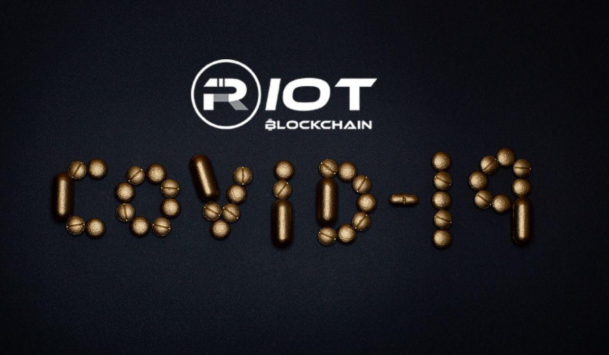 Riot Blockchain Company Contributes $100000 Hospitals COVID-19