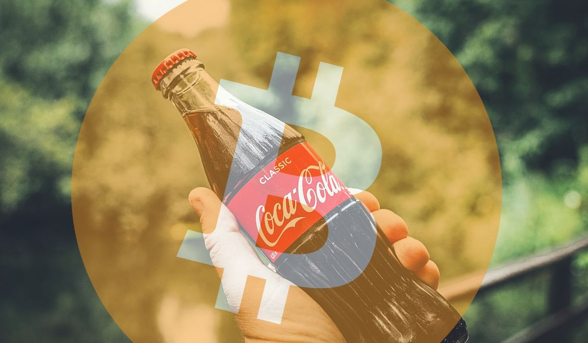 Pay for Coke with Cryptocurrency All Over Australia and New Zealand