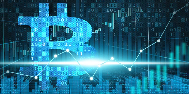 BTC Bitcoin Wall Street Interest Cryptocurrency