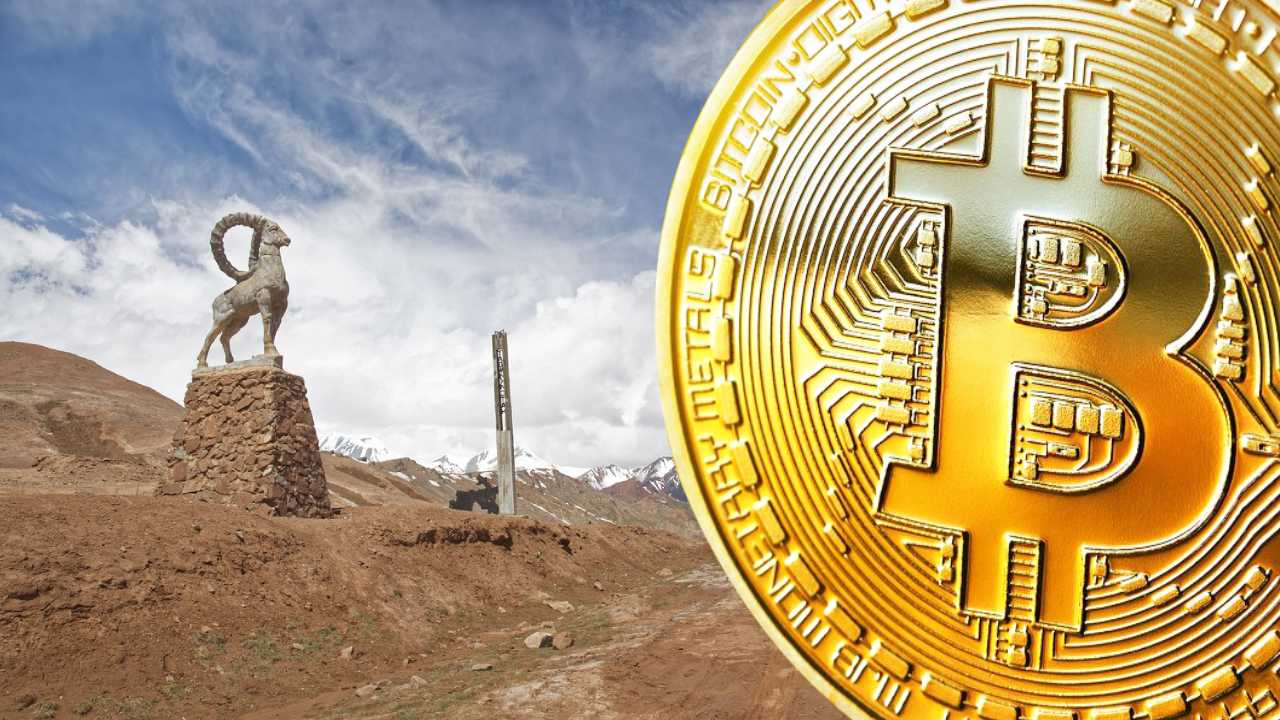 Kyrgyzstan Cryptocurrency Mining