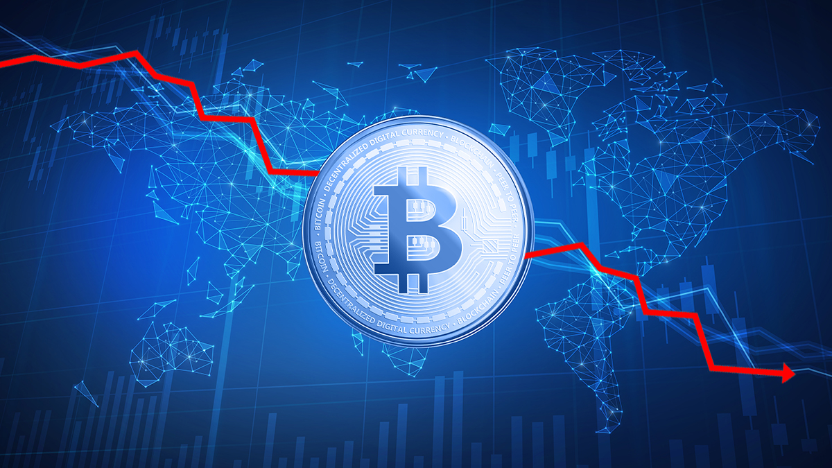 Bitcoin Price Hits A Speed Bump - TCR